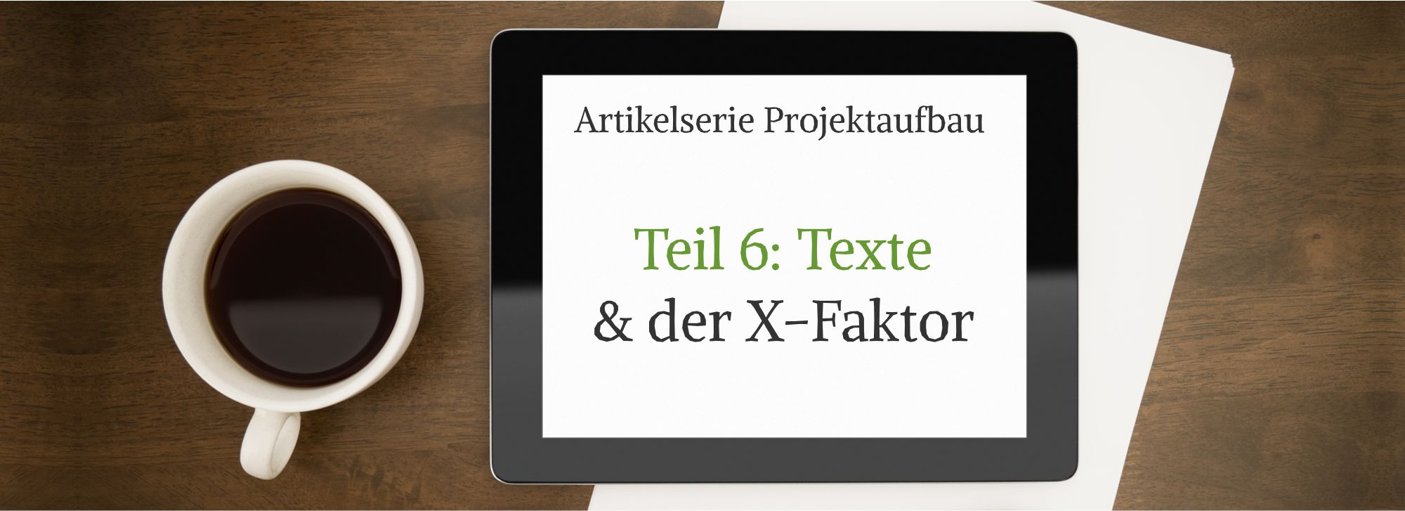 Aufbau der Homepage | tolle SEO-Texte schreiben und der Faktor X